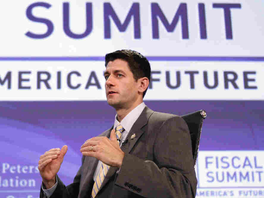 House Budget Committee Chairman Rep. Paul Ryan (R-WI), May 25, 2011.