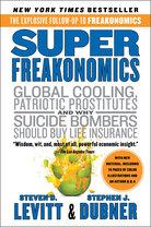 Superfreakonomics by Stephen Dubner and Steven Levitt