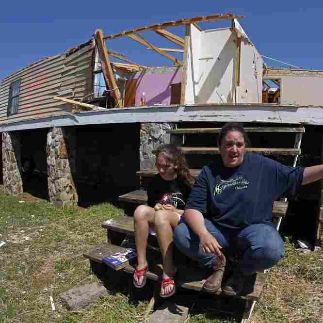 How To Survive A Tornado: Plan Ahead, Avoid Debris