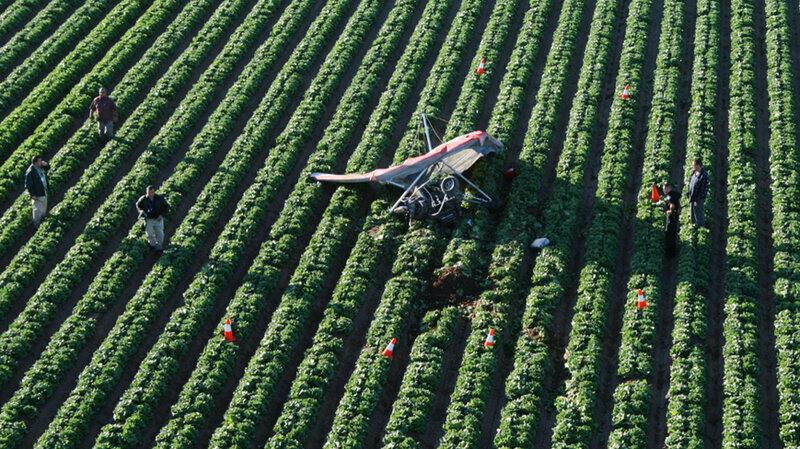 Using Ultralight Planes To Drop Drugs : NPR