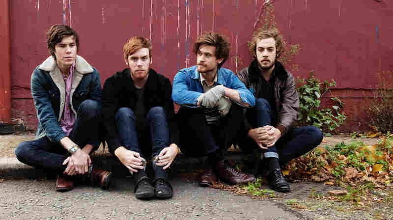 Wild Nothing appeared on KCRW's Morning Becomes Eclectic.