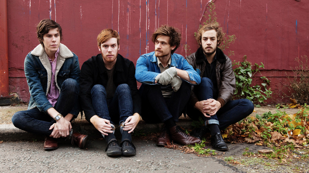 Wild Nothing appeared on KCRW's Morning Becomes Eclectic. (Captured Tracks Records)