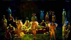 Saverio Mercadante's rarely performed opera Virginia from Wexford Opera Festival in Ireland.