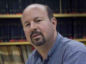 Penn State Professor Michael Mann.