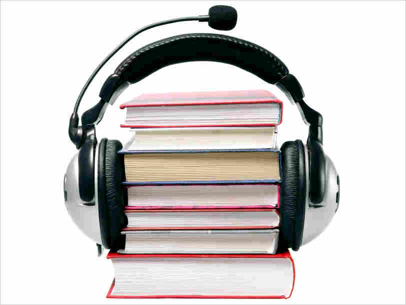 In our second hour, guests talk about the art and business of audio books.