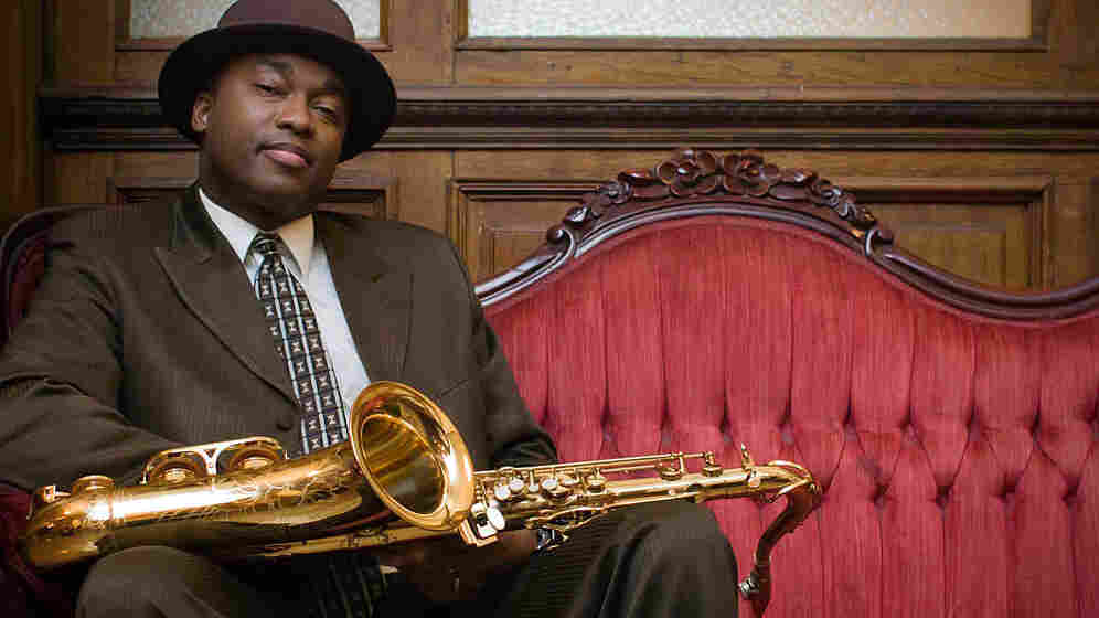 The new album Caribbean Rhapsody is the result of a ten-year collaboration between jazz saxophonist James Carter and classical composer Roberto Sierra.