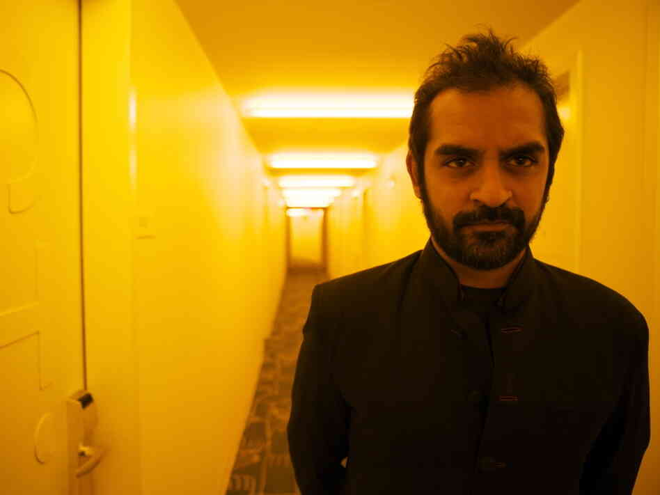 Karsh Kale's latest album is titled Cinema.