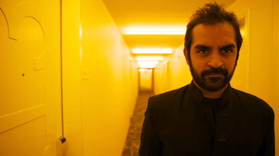 Karsh Kale's latest album is titled <em>Cinema</em>.