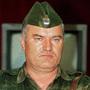 Ratko Mladic in 1992.