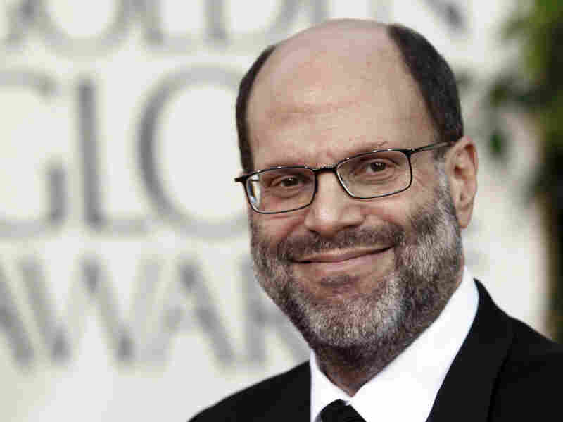 Producer Scott Rudin at the Golden Globe Awards in January. Rudin, who is known for taking on difficult projects, is a perennial nominee at Hollywood's award shows.