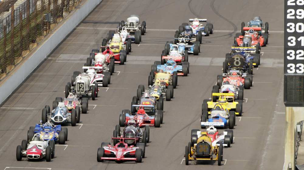 The indy 500 born out of 39 blood and smoke 39 npr for World wide motors indianapolis