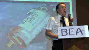 Alain Bouillard of France's air incident investigation bureau held a news conference on May 12 near Paris. On Friday, the agency, known as the BEA, released its first formal statement on the crash of Air France 447.