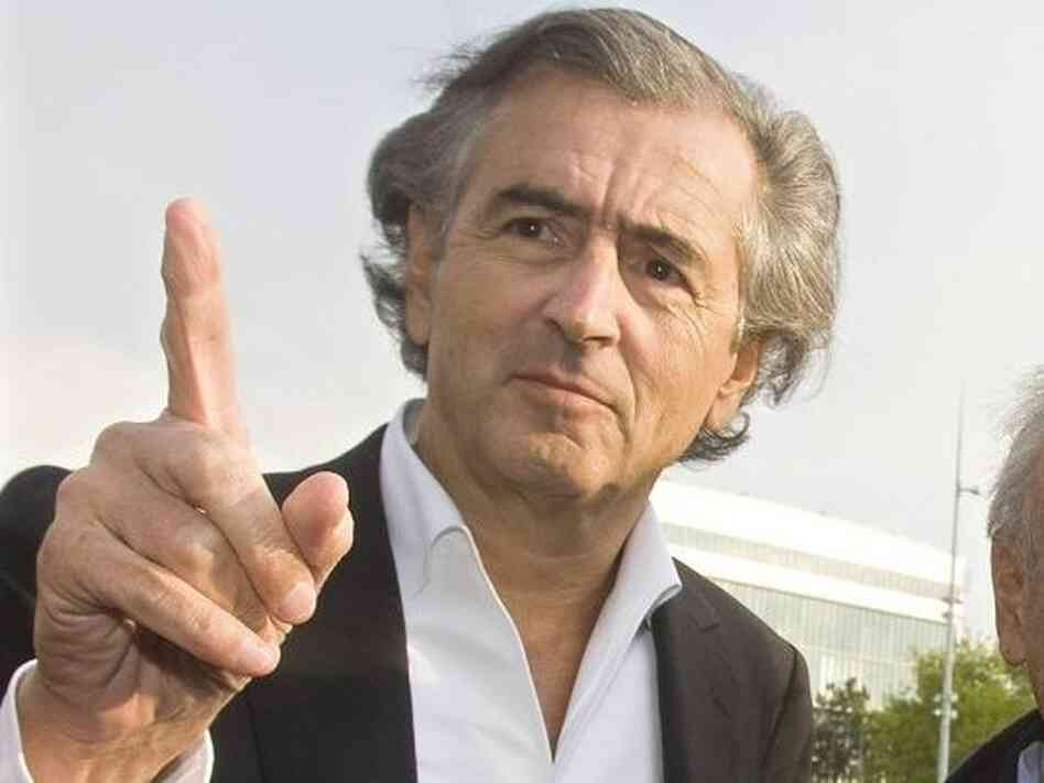 French journalist Bernard-Henri Levy has defended Dominique Strauss-Kahn amid sexual assault accusations. Several French journalists have said the accusations are an overreaction.