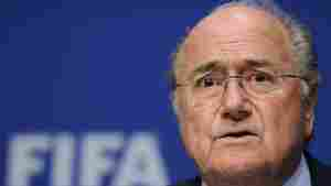 FIFA 'Threatens To Implode;' Blatter Faces Ethics Inquiry
