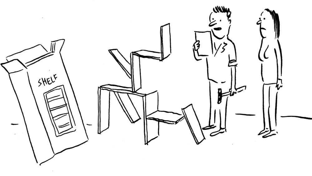 When Musicians Build Furniture