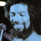 "Gil Scott-Heron on the cover of The Mind of Gil Scott-Heron, the album on which ""Jose Campos Torres"" was released."