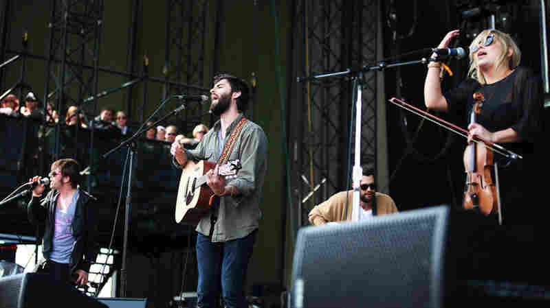 Sasquatch 2011: The Head And The Heart, Live In Concert