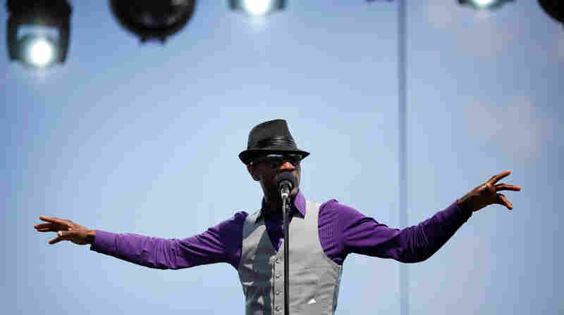 Sasquatch 2011: Aloe Blacc, Live In Concert