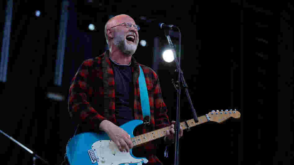Bob Mould performs live at the 2011 Sasquatch Music Festival.
