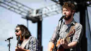 Sasquatch 2011: Dan Mangan, Live In Concert