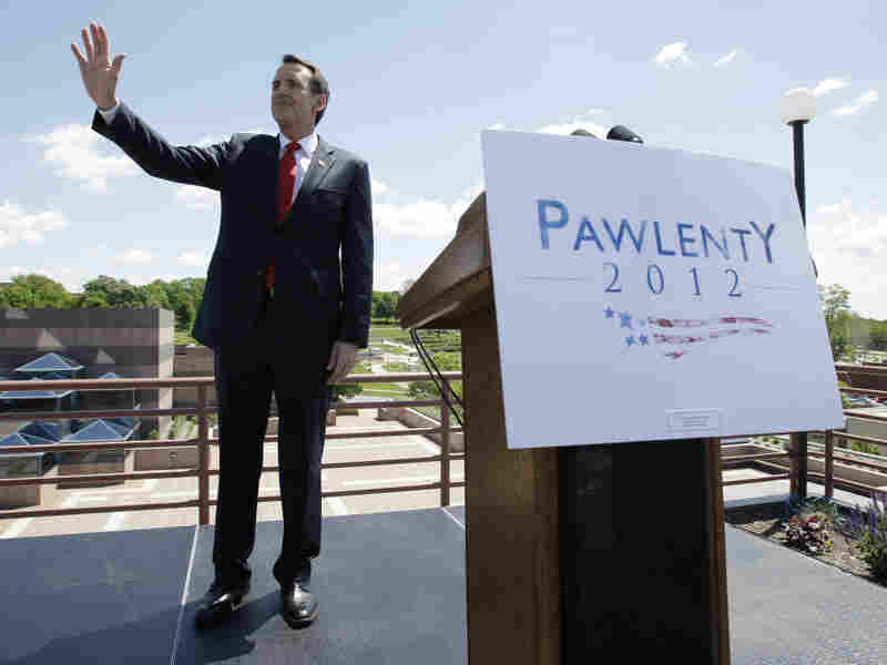 Former Minnesota Gov. Tim Pawlenty thinks he can win in Iowa, despite his view that all energy subsidies, including ethanol, should be phased out.
