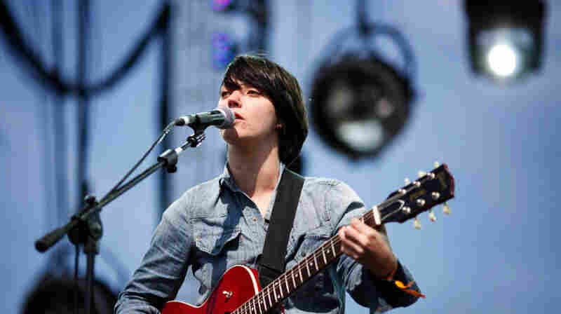Sharon Van Etten performs at the 2011 Sasquatch Music Festival.