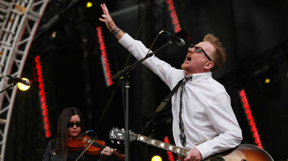 Sasquatch 2011: Flogging Molly, Live In Concert