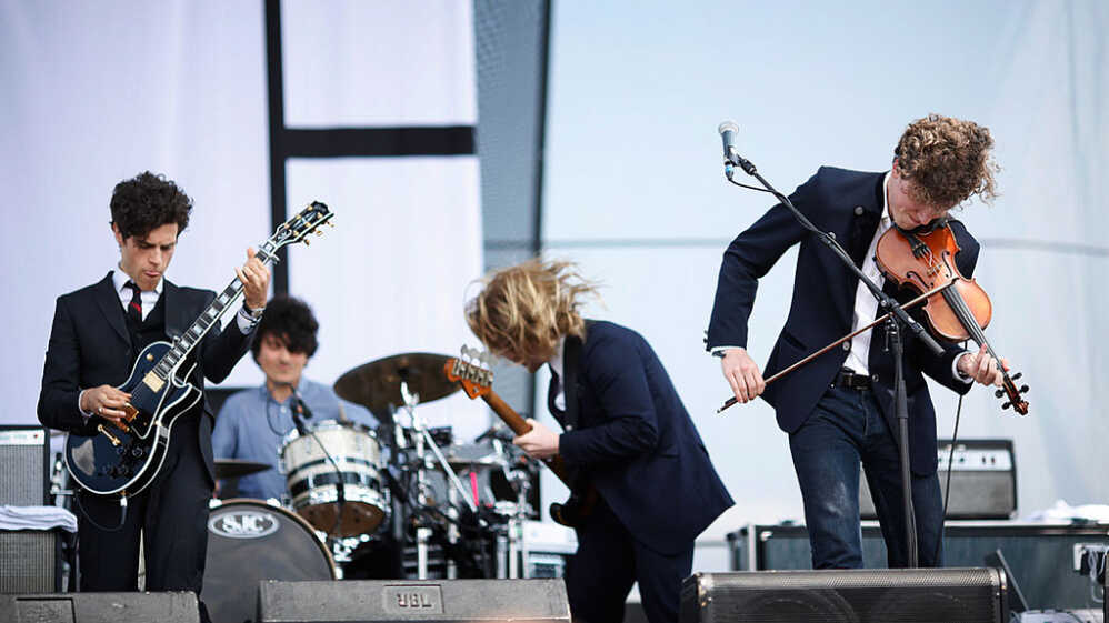 Sasquatch 2011: Noah And The Whale, Live In Concert