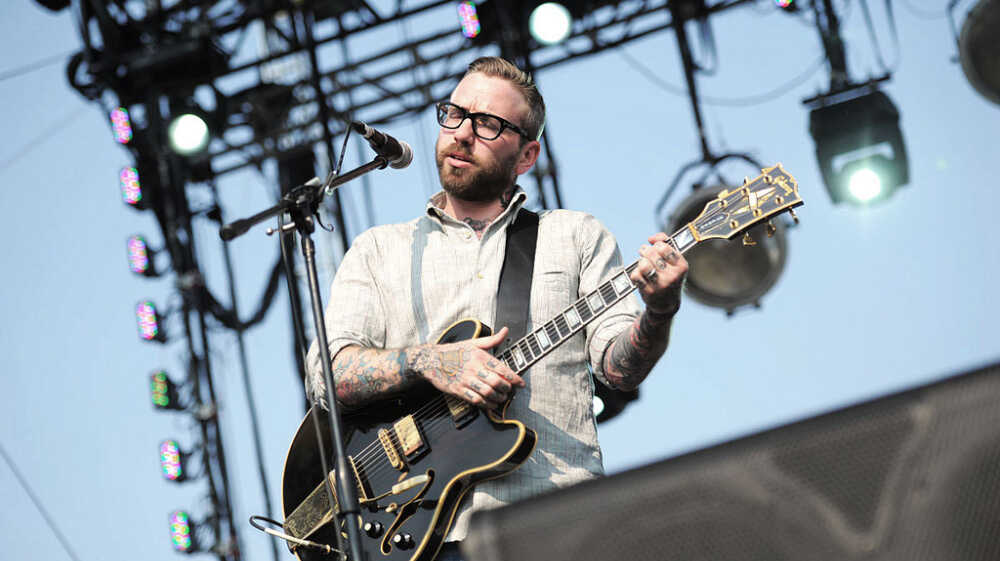 Sasquatch 2011: City And Colour, Live In Concert