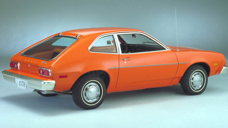 40 Years Later Collectors Keyed Up Over Ford Pinto Npr