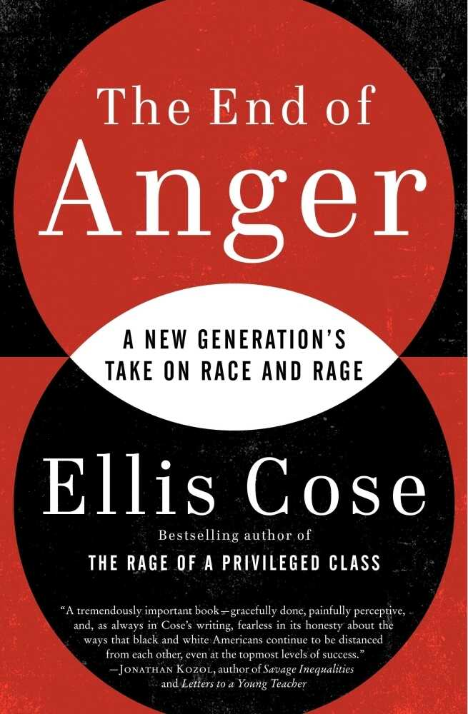 Cover of 'The End Of Anger'