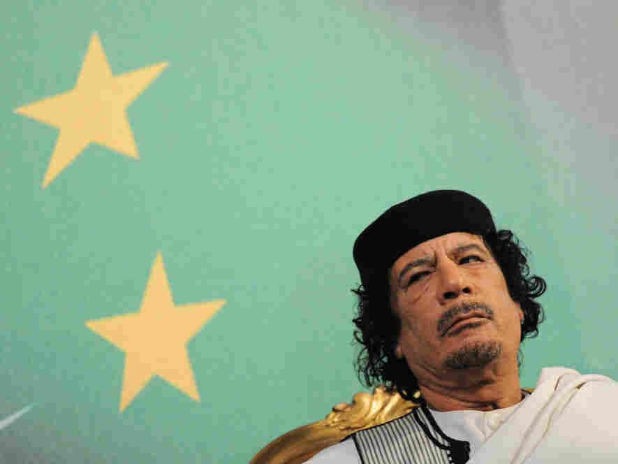 Col. Moammar Gadhafi controls Libya's sovereign wealth fund.