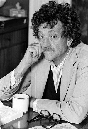 Author Kurt Vonnegut, shown in 1979 in New York City, died in 2007 at age 84.