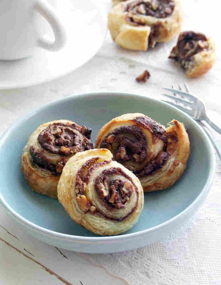 Soma's Nutty Nutella Swirls