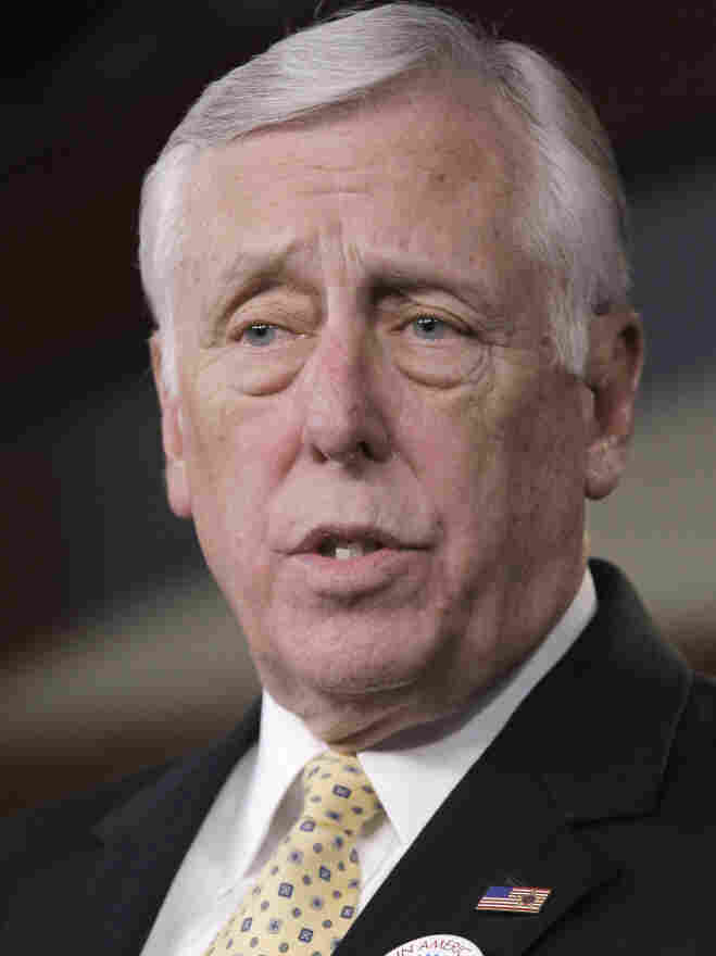 Rep. Steny Hoyer (D-Md.) House minority whip.