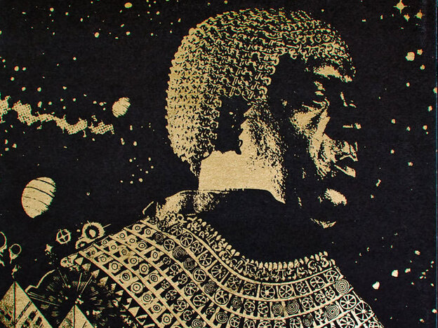 "From solo piano to languid big band, straight-up disco to full-on bananas ""disco,"" Sun Ra had a wide 1970s output."