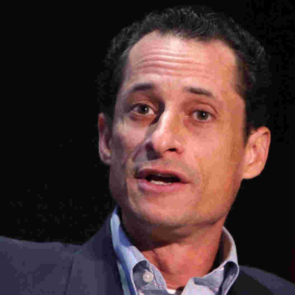 Rep. Anthony Weiner (D-NY). Oct. 2, 2010, file photo.