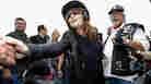 Palin Kick-Starts Bus Tour On Back Of Motorcycle