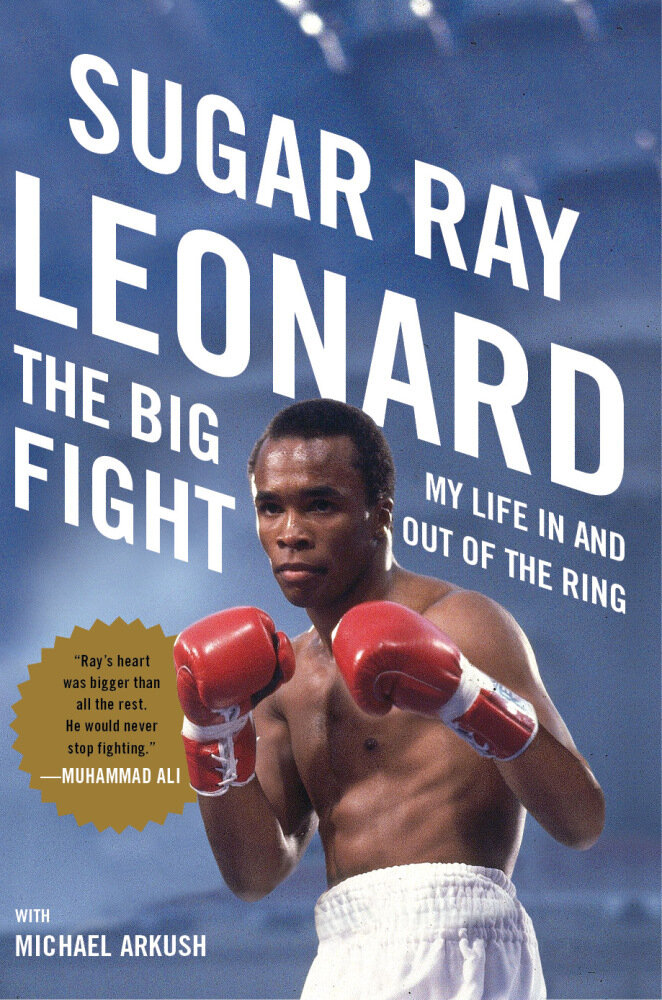 Sugar Ray Leonard's Fight 'In And Out Of The Ring' : NPR