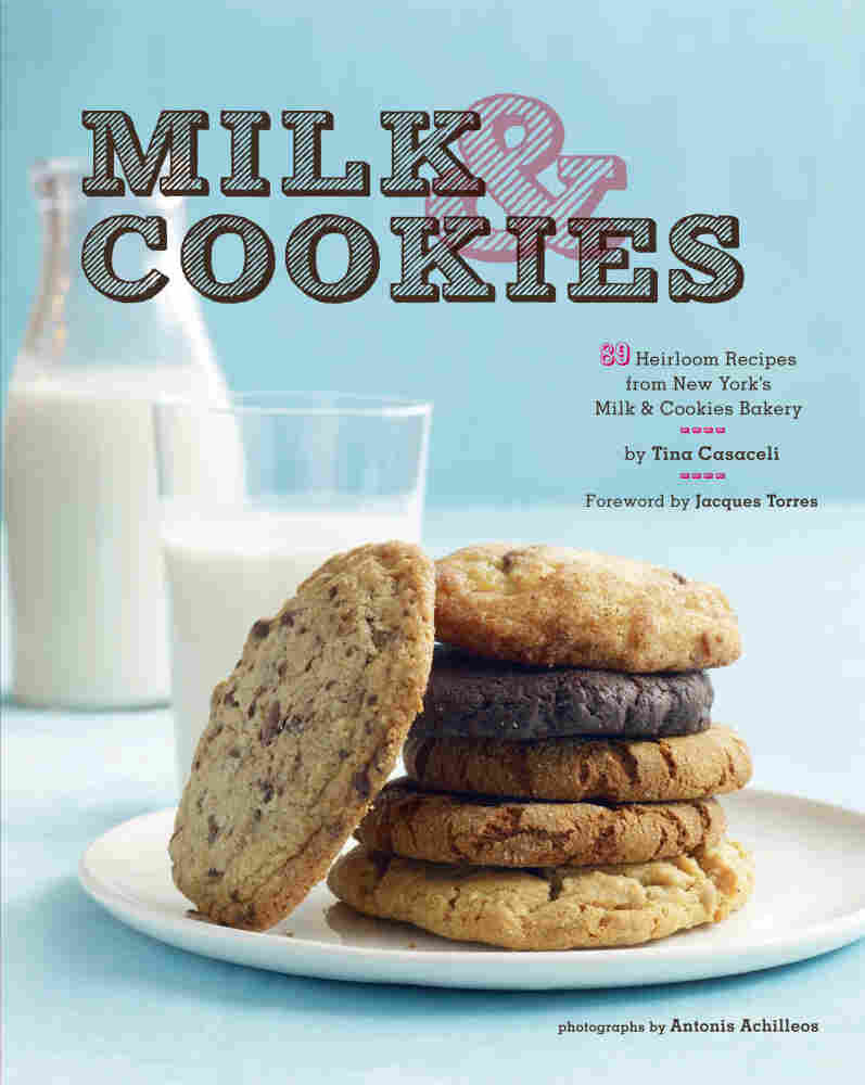 Milk & Cookies by Tina Casaceli