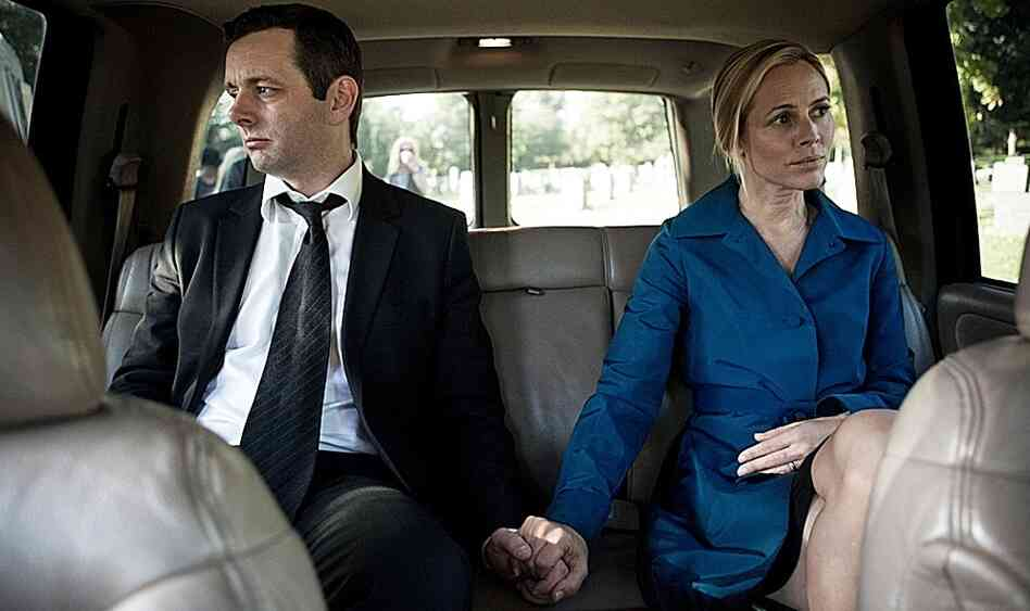Lives Torn Apart: Michael Sheen and Maria Bello bring touching subtlety to their portraits of a school shooter's parents — a long-estranged couple who find little comfort in their struggle to understand the unthinkable.