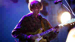 Deerhunter performs at the 2011 Sasquatch Music Festival.