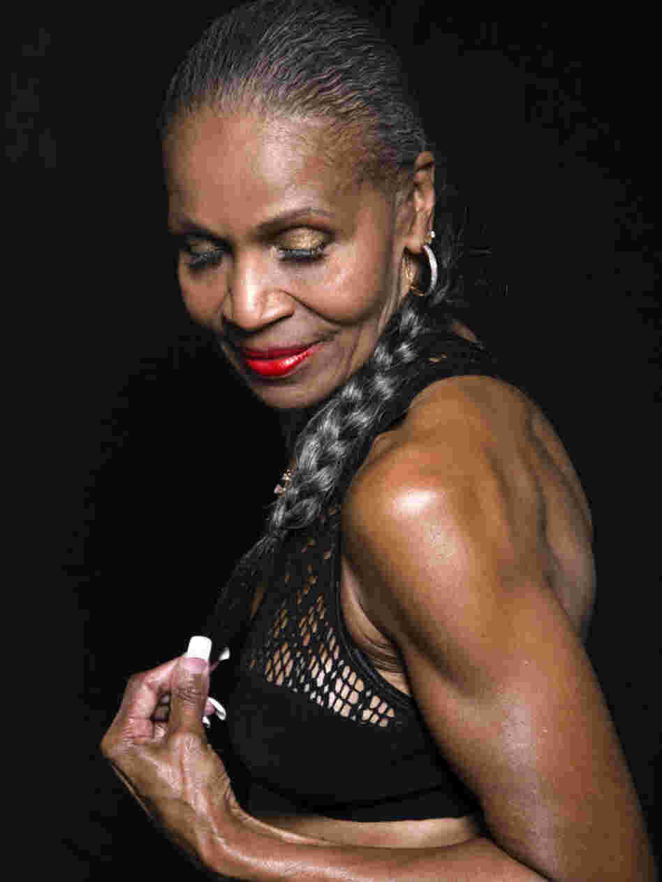 Ernestine Shepherd holds the Guinness World Record for the oldest competitive female bodybuilder in the world.