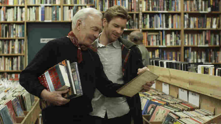 "Academy Award nominee Christopher Plummer (left) and Ewan McGregor star as father and son in Mike Mills' Beginners. David Edelstein says McGregor gives a ""remarkably centered performance"" as Oliver, a commercial illustrator who is now dealing with mixed emotions after his father comes out."