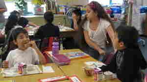 In Chicago's Schools, Kids Start Day With Breakfast