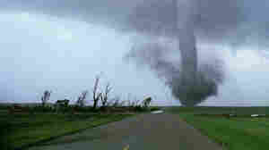 Filmmaker Shoots At The Heart Of The Tornado