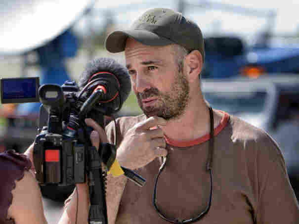 IMAX filmmaker Sean Casey also stars in the Discovery Channel reality series Storm Chasers.
