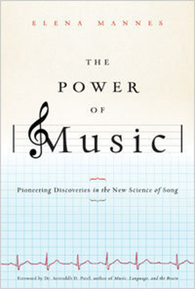 In the second hour, author Elena Mannes explores the power of music, the effect music has on the brain, and its role in the health care field.