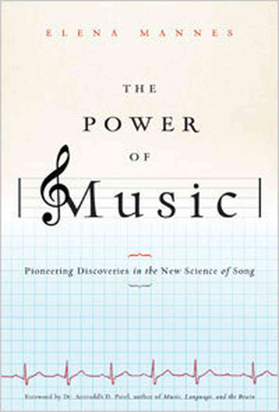 Cover of 'The Power of Music'