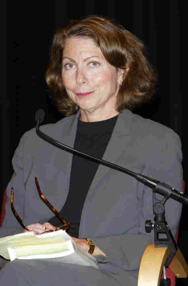 Jill Abramson, seen in 2003, will become the first woman to lead the Times newsroom.